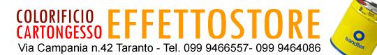EFFETTOSTORE - Colorificio - Cartongesso