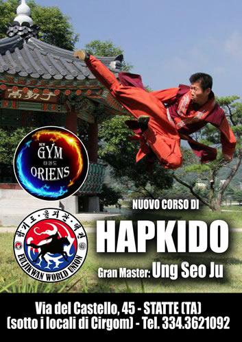 Hapkido - Statte