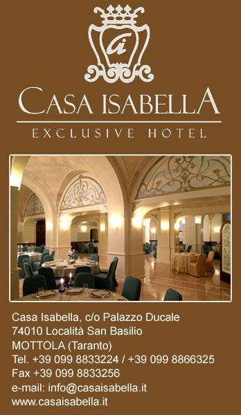 Casa Isabella